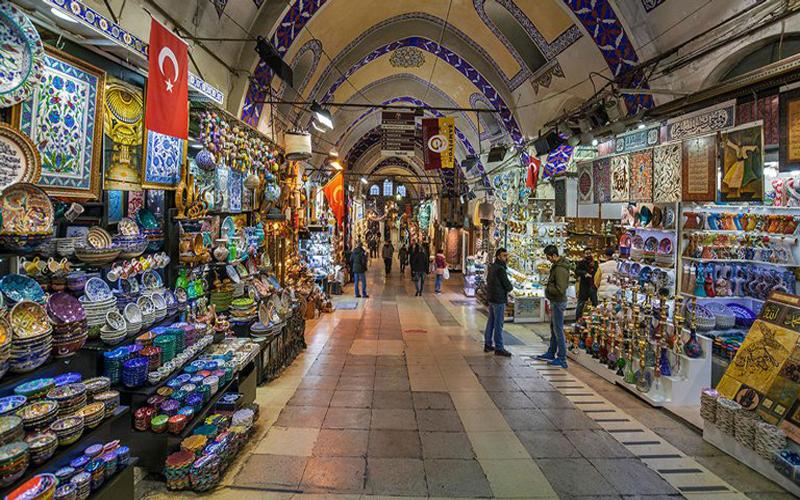 بازار بزرگ ترکیه